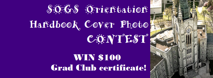 Orientation Cover Photo Contest