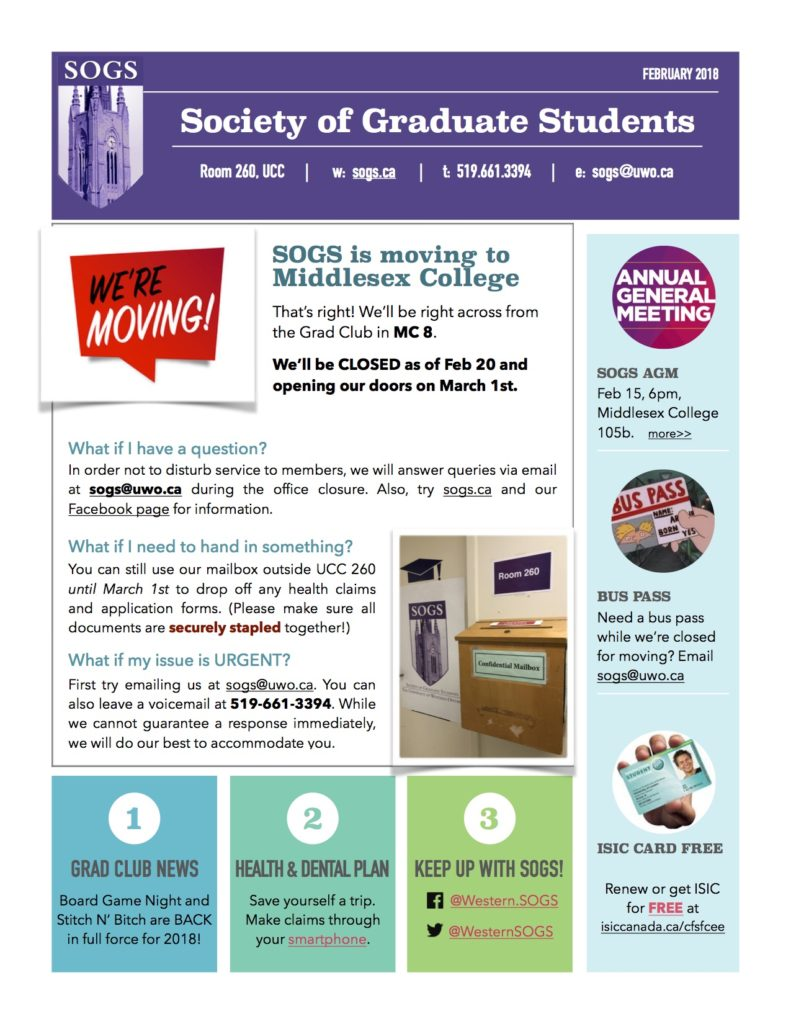 February 2018 newsletter western sogs email sogsmunicationssogs for more information or to submit newsletter content thecheapjerseys Choice Image