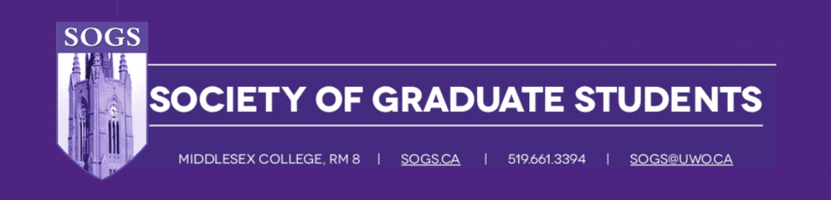 Society of Graduate Students (SOGS)